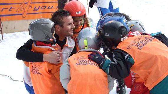 Åkola skijanja Sljeme
